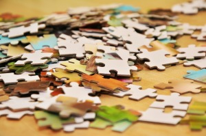 11c. Puzzle Pieces