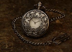 13b. Pocket Watch